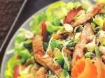 Salada Picante de Pernil