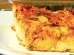 Pizza de Massa Mole