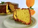 Laranja de bolo com Hortelã