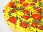 Quiche de Tomatinhos