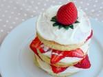 Mini Naked Cake de Morango
