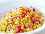 Salada Morna de Milho