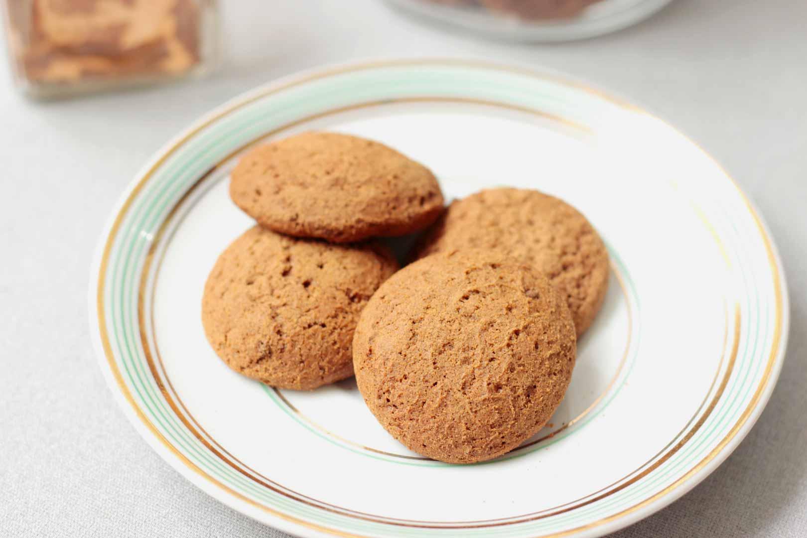 Biscoito de canela ou Gingerbread
